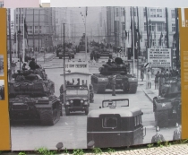 Check Point Charlie nel 1961